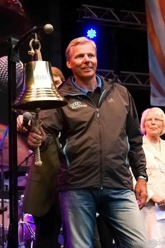 Die Kieler Woche 2012 ist eröffnet