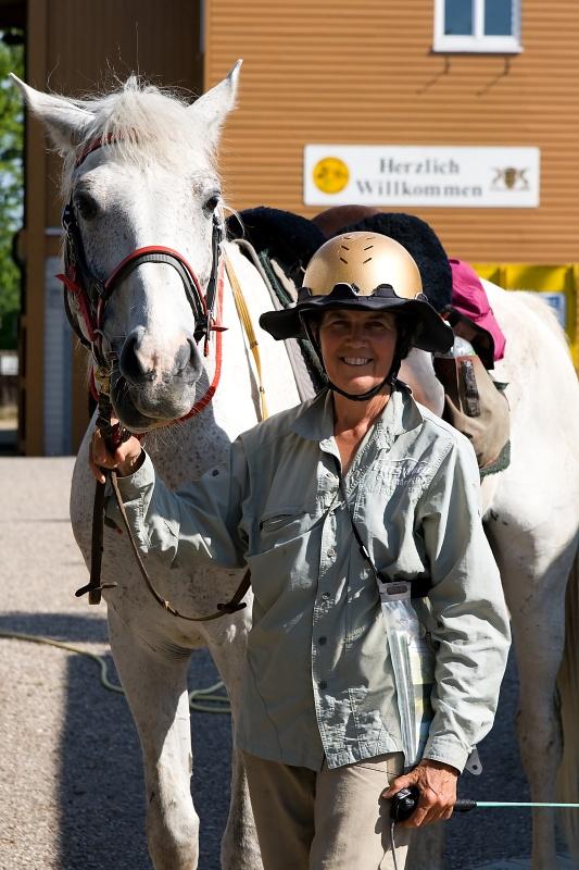 The Long Horse Ride – Megan Lewis