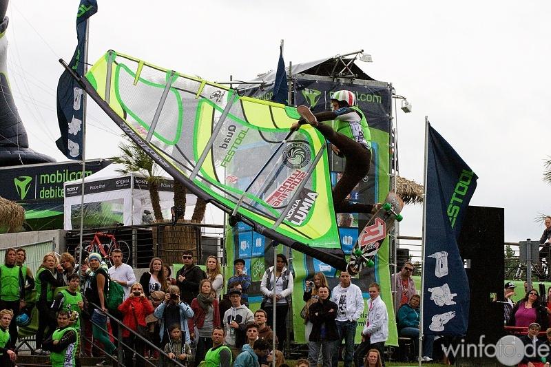 mobilcom-debitel Ocean Jump WM 2013