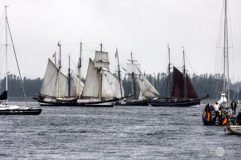 Open Ship auf der Dar Młodziezy