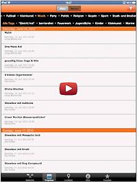 Durchblick mit der Kieler-Woche-App
