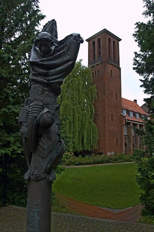 Das Carillon am Kieler Kloster