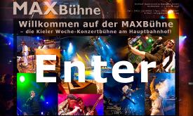 Kieler Woche 2011 – Programm der MaxBühne